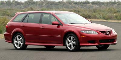 2005 Mazda Mazda6 Prices and Values Sport Wagon 5D s GT