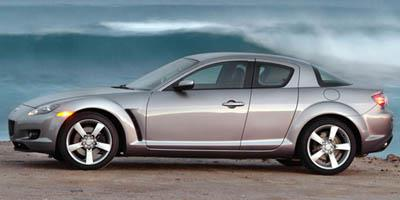 2006 Mazda RX-8 Prices and Values Coupe 2D GT (6 Spd)
