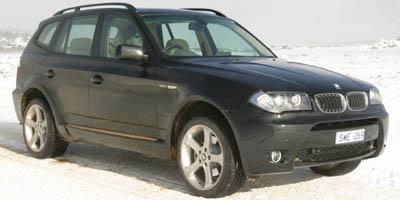 2005 Bmw X3 Utility 4d 3 0i Awd Expert Reviews Pricing Specific