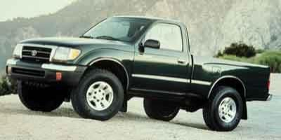 2000 Toyota Tacoma Spec U0026 Performance. PreRunner (4 Cyl) Specifications And  Pricing