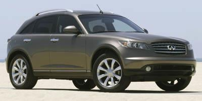 2005 INFINITI FX35 Prices and Values FX35 Touring AWD