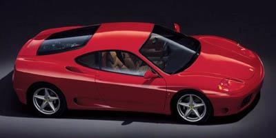 2004 Ferrari 360 Prices and Values Modena