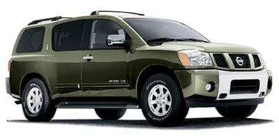 2005 Nissan Armada Utility 4D LE 2WD Specs and Performance