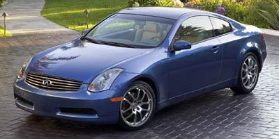 2005 INFINITI G35 Coupe Prices and Values Coupe 2D