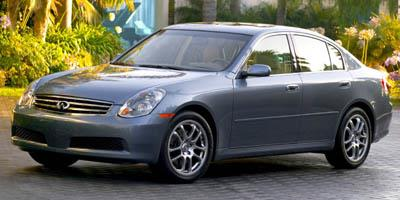 2005 INFINITI G35 Sedan Prices and Values Sedan 4D (6 Spd)