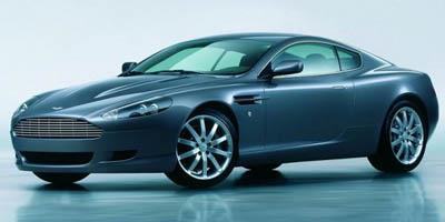 2007 Aston Martin DB9 Prices and Values 2 Door Coupe (manual)