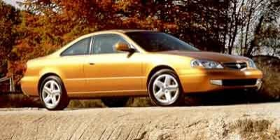 2001 Acura CL Prices and Values Coupe 2D 3.2 Type S