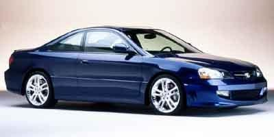 2001 Acura CL Prices and Values Coupe 2D 3.2