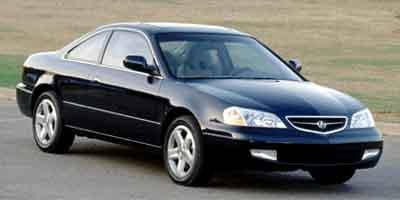 2001 Acura CL Prices and Values Coupe 2D 3.2 Type S Navigation