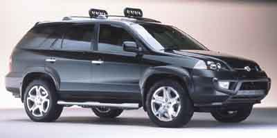 2001 Acura MDX Prices and Values Util 4D Touring Navigation 4WD