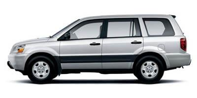 Elegant 2005 Honda Pilot Reviews And Ratings