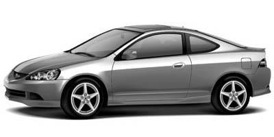 2005 Acura RSX Prices and Values Coupe 3D Type S (6 Spd)
