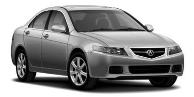 2005 Acura TSX Prices and Values Sedan 4D