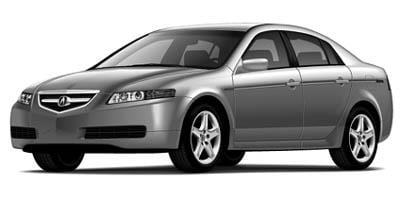 2005 Acura TL Prices and Values Sedan 4D 3.2