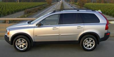2005 volvo xc90 specifications