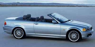 Used 2001 BMW 3 Series Convertible 2D 330Ci Mileage Options
