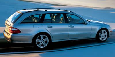 2005 Mercedes Benz E Class Reviews And Ratings
