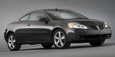 2006 Pontiac G6 Prices and Values Coupe 2D GT