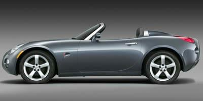 2006 Pontiac Solstice Prices and Values Roadster 2D