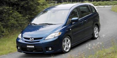 2006 Mazda Mazda5 Prices and Values Wagon 5D Touring