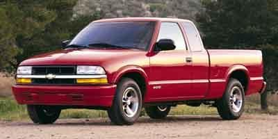 2001 Chevrolet S 10 Spec Performance Extended Cab Specifications And Pricing