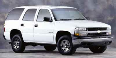 2001 Chevrolet Tahoe Utility 4D 2WD
