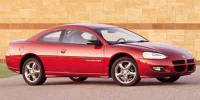 2001 Dodge Stratus Prices and Values Coupe 2D R/T