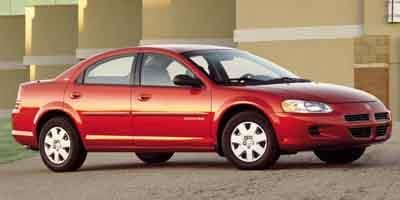 2001 Dodge Stratus Prices and Values Sedan 4D SE