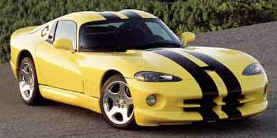 2001 Dodge Viper Prices and Values 2 Door Coupe