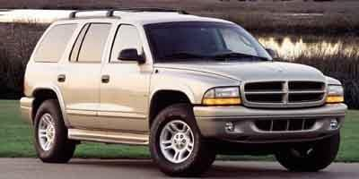 2001 Dodge Durango Prices and Values Utility 4D SLT Plus 2WD