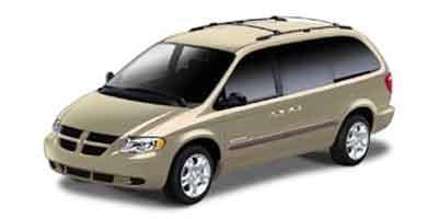 2002 Dodge Caravan Prices and Values Grand Caravan EX