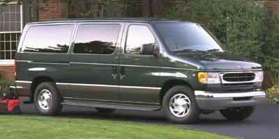 2001 Ford Econoline Wagon Super Duty Wagon Specs and Performance