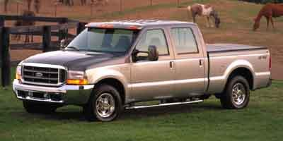 2001 Ford Super Duty F 250 Crew Cab Lariat 4wd Specs And