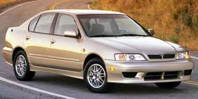 2001 INFINITI G20 Prices and Values Sedan 4D