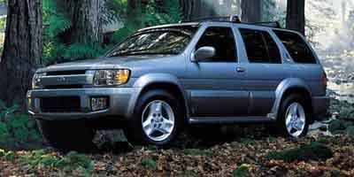 2001 INFINITI QX4 Prices and Values Utility 4D 4WD