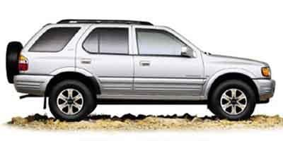 2001 Isuzu Rodeo Prices and Values Utility 4D LSE 4WD (V6)