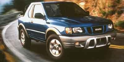 2001 Isuzu Rodeo Sport Prices and Values Utility Soft Top 2WD V6 AT