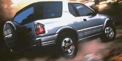 2001 Isuzu Rodeo Sport Prices and Values Utility Hard Top 2WD (5 Spd)