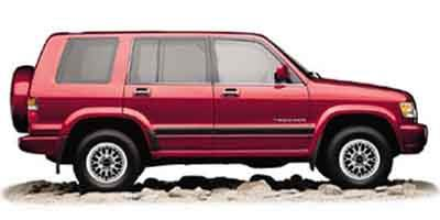 2002 Isuzu Trooper