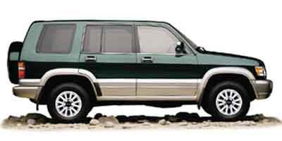 2001 Isuzu Trooper Prices and Values Utility 4D Limited 4WD
