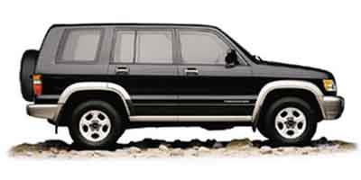 2002 Isuzu Trooper Prices and Values Utility 4D S 4WD