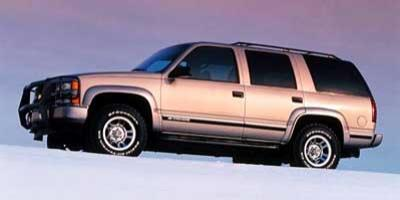 1999 Chevrolet Tahoe Spec Performance
