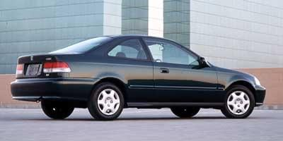 1999 Honda Civic Coupe 2d Dx Specs And Performance Engine Mpg