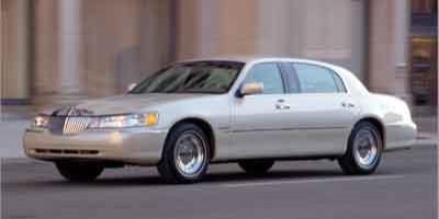 2001 Lincoln Town Car Spec Performance Sedan 4d Executive L Specifications And Pricing