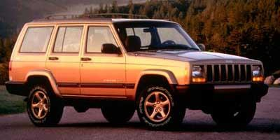 1999 jeep cherokee curb weight