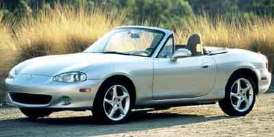 2001 Mazda MX-5 Miata Prices and Values Convertible 2D LS