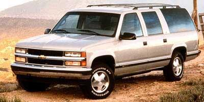 1999 Gmc Suburban Spec Performance