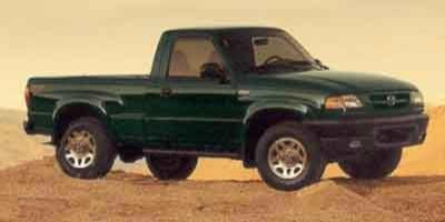 2001 Mazda B-Series 2WD Truck Prices and Values DS 2WD