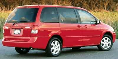 2001 Mazda MPV Prices and Values Wagon ES
