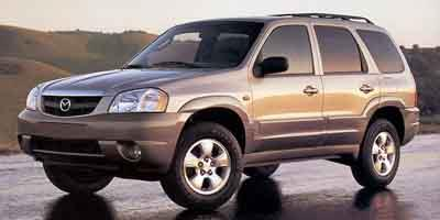 2001 Mazda Tribute Prices and Values Utility 4D ES 2WD